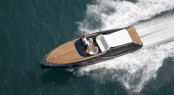Frauscher 858 Fantom superyacht tender