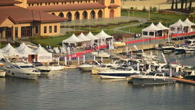 'Haliç Boat Show'
