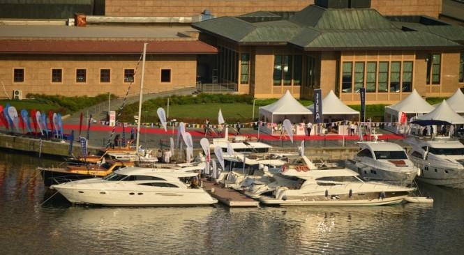 'Haliç Boat Show' in the enchanting Mediterraean yacht charter destination - Turkey