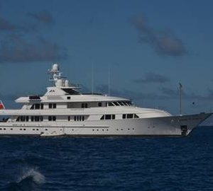 Andrew Weir Yacht Management's services for 57m Feadship motor yacht HAMPSHIRE