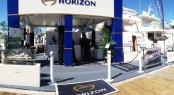 Horizon Yachts at the 2014 Miami Yacht and Brokerage Show