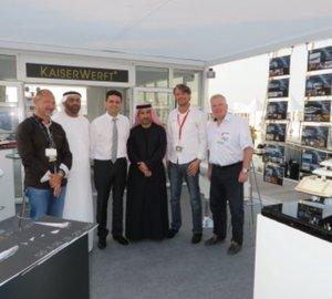 Partnership agreement between Kaiserwerft and Safwa Marine