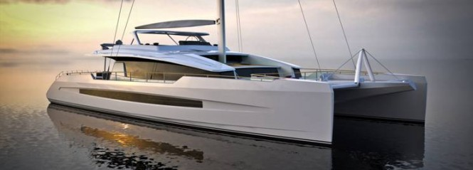 Long Island 100' superyacht currently under construction