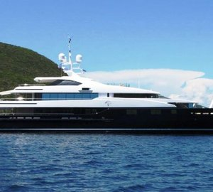 Large yachts on display at upcoming Singapore Yacht Show 2014