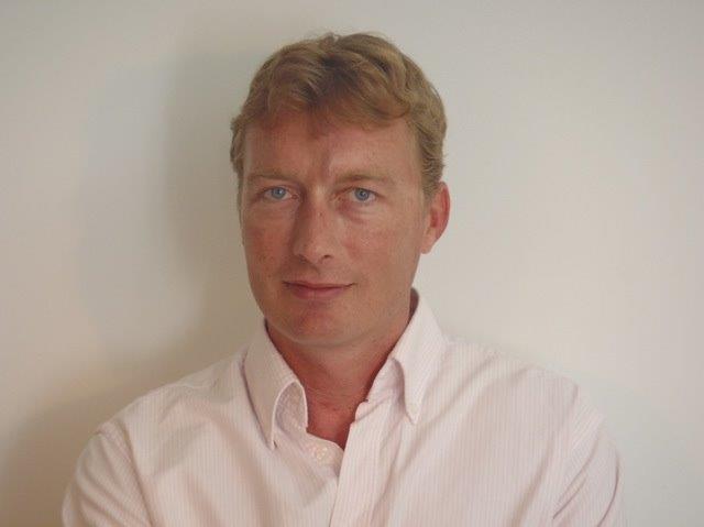 Marina Port Vell's Nigel Upton