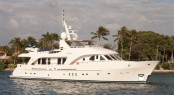 Moonen 97 superyacht Sofia II to be showcased at the 2014 Palm Beach Boat Show
