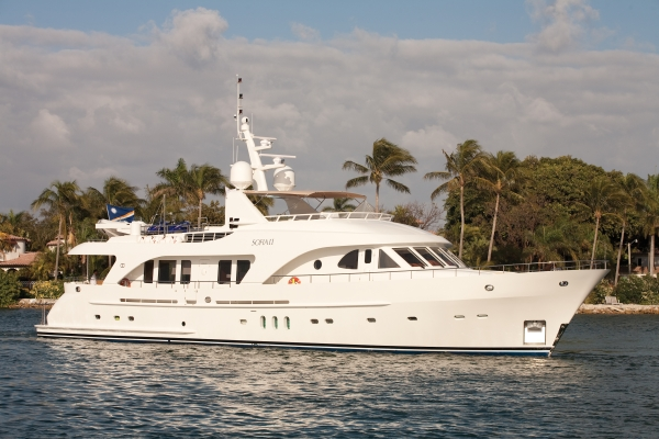 Moonen 97 superyacht Sofia II