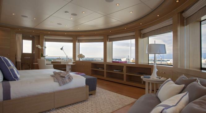Motor yacht CHOPI CHOPI - Owners cabin Maurizio Paradisi