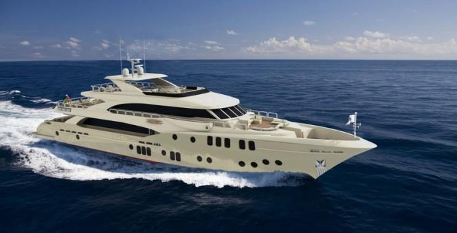 New Gulf Craft motor yacht Majesty 155
