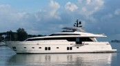 New Sanlorenzo superyacht SL104-592