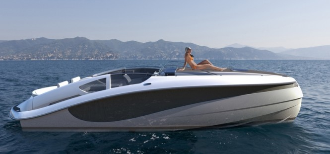 New Wider 32 superyacht tender by Wider Yachts