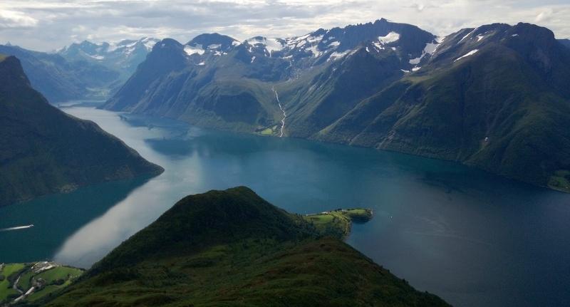 Norwegian fjords yacht charter superyacht news for Fjord agency
