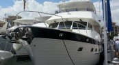 Outer Reef Yachts at the 2014 Palm Beach Boat Show