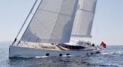 Oyster 100 superyacht Sarafin