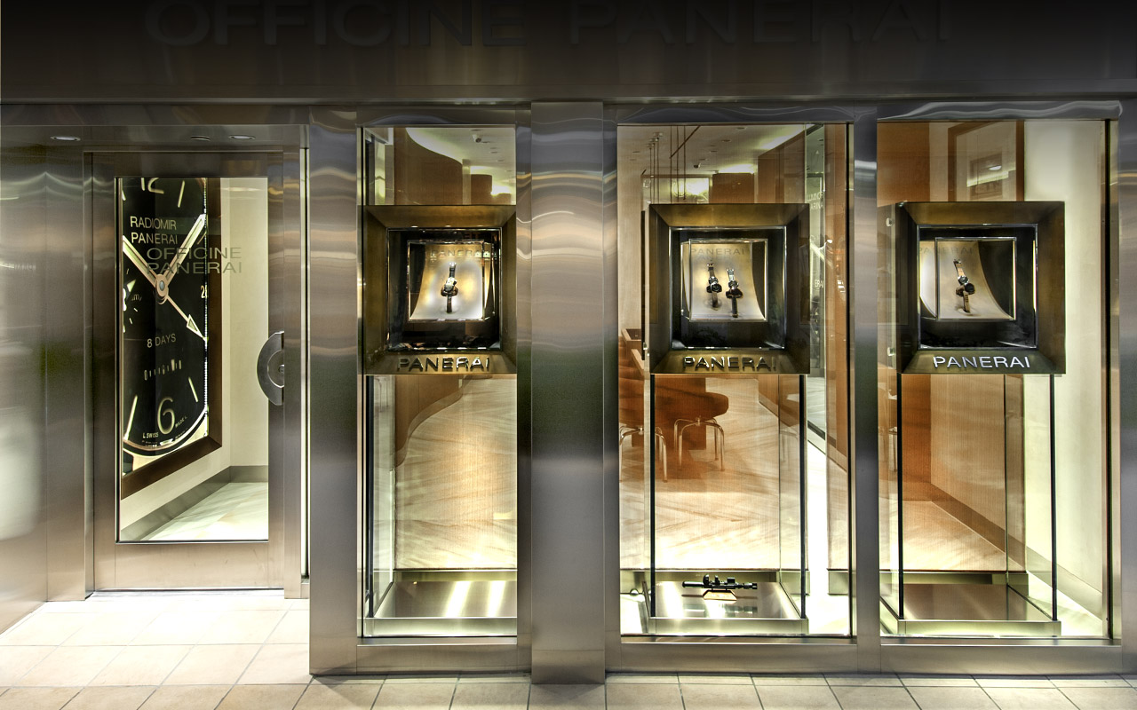 Panerai Boutique Naples