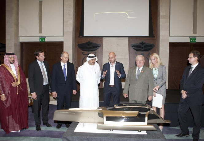 Presentation of Sunreef Trimaran 210 Yacht Project