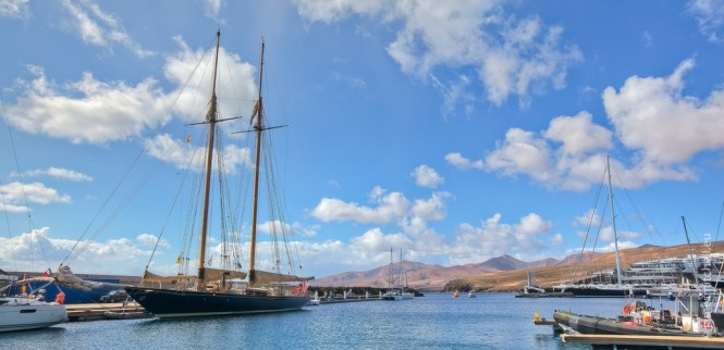 Puerto Calero - Photo by jamesmitchell.eu