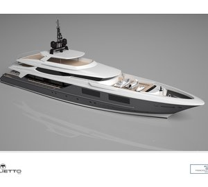 Construction starts on new 54m Baglietto Yacht designed by Francesco Paszkowski