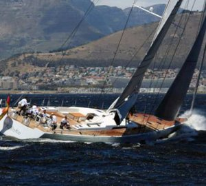 Southern Wind 94 Yacht KIBOKO nominated for ADI Compasso D'Oro Design Award