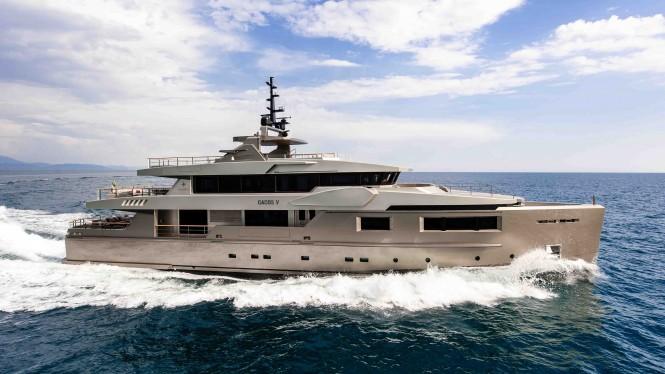 Super Yacht CACOS V