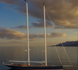 New 52m superyacht DONA FRANCISCA to feature full suit of Doyle Stratis sails