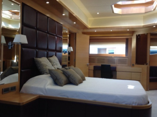 Superyacht LADY CHRISTING - Cabin