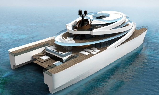 Superyacht Project Symphony