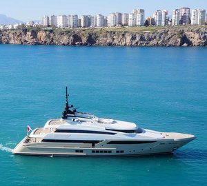 Gentech shortlisted for IY&A Award 2014 with luxury yacht SORAYA