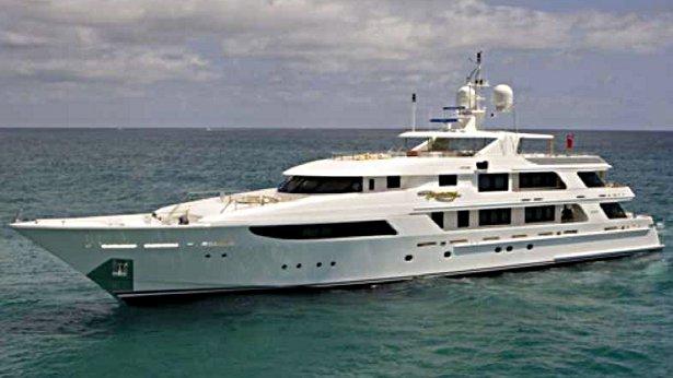Westport luxury yacht Harmony
