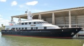 137ft Hakvoort superyacht Hilarium refitted by Derecktor Florida