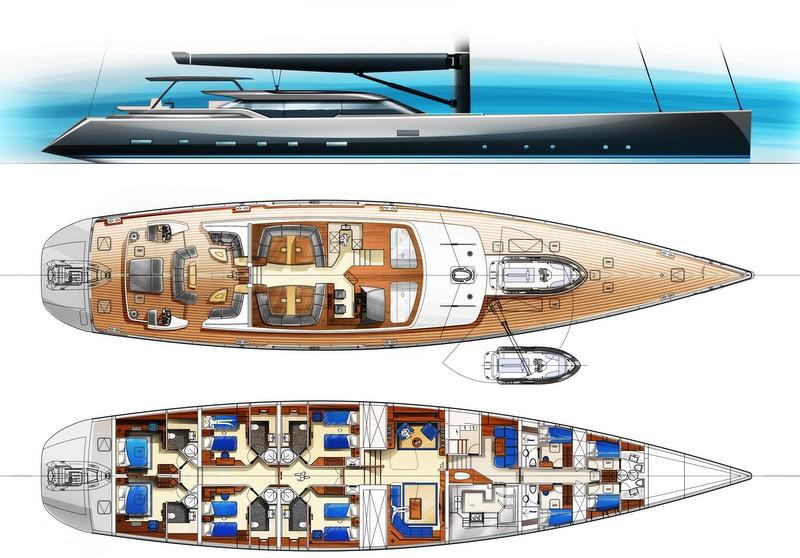 Castro Yacht 44m Tony Castro Charter Yacht