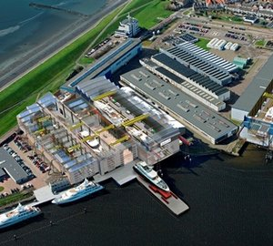Tours of five of the world's leading Dutch shipyards for guests of 2014 World Superyacht Awards