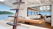 Aboard NISI 2400 Yacht