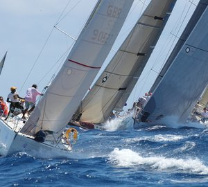 Antigua Sailing Week 2014 to start on Sunday, April 27