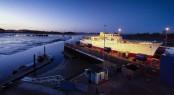 Burgess Marine launch 65m Motor Yacht SHEMARA - Copyright Jake Sugden