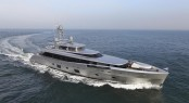 Dubois-designed 46m motor yacht COMO - Image courtesy of Feadship
