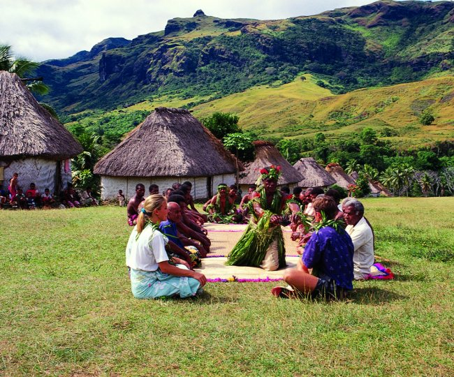 Fiji Culture - Image credit to Tourism Fiji