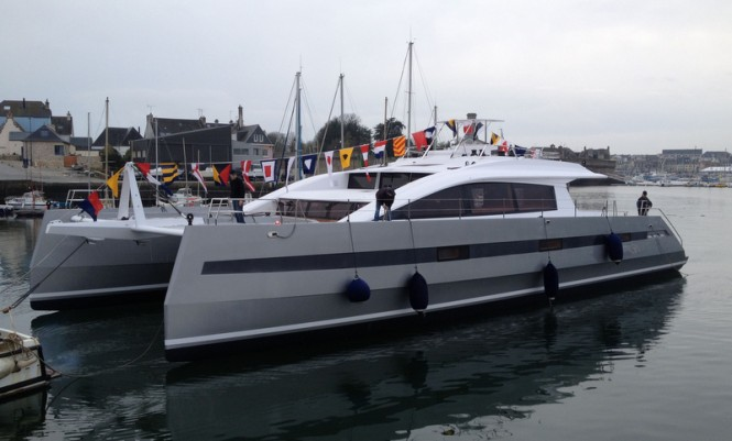 First superyacht Long Island 85 by JFA Yachts