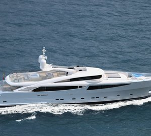 New motor yacht ISA 43M Granturismo launched by ISA Yachts