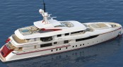 ISA 54M superyacht FOREVER ONE