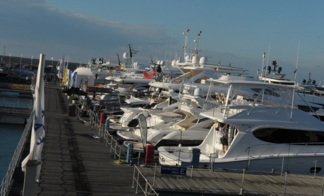 International Boat Show of Genoa 2013