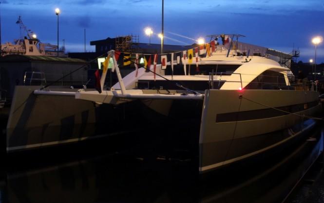 Long Island 85 Yacht