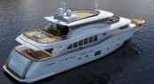 Superyacht Gatsby - Salon - Image courtesy of Filippetti Yacht