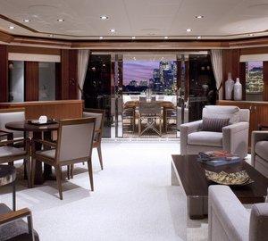 Two Awards for Westport Yachts Interior Designer