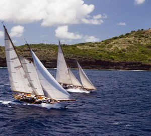 Antigua Classic Yacht Regatta 2014 to kick off on April 17