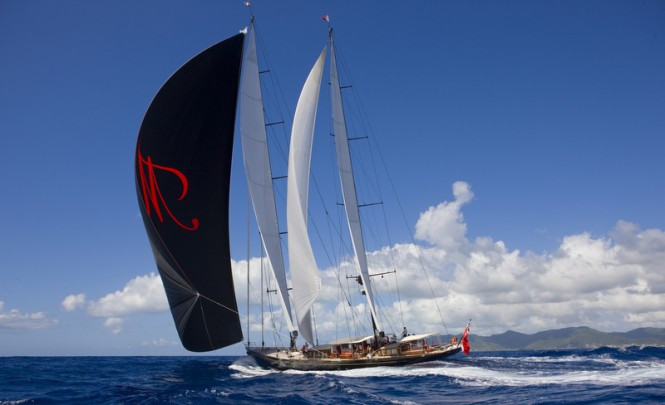 Marie Yacht - Image credit to Vitters Shipyard - Claire Matches