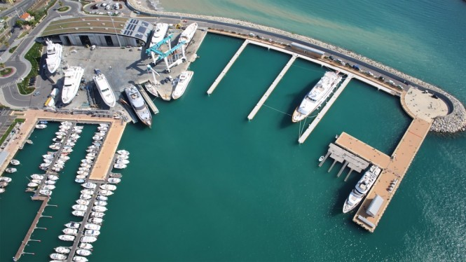 Marina di Loano - New Superyacht Area