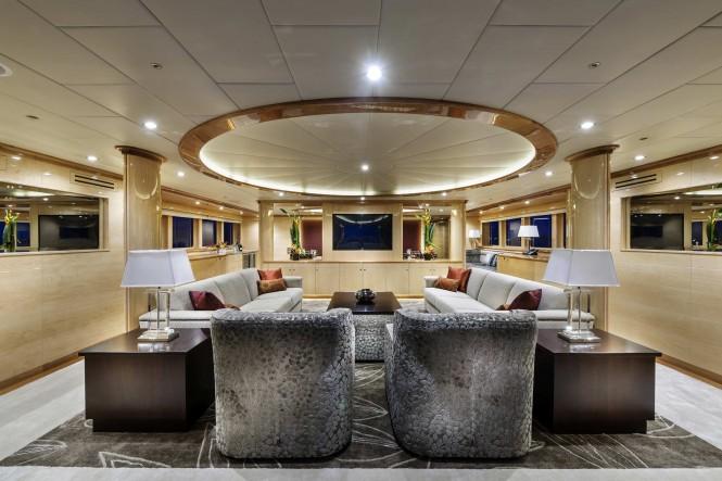 Motor yacht Zenith - Interior