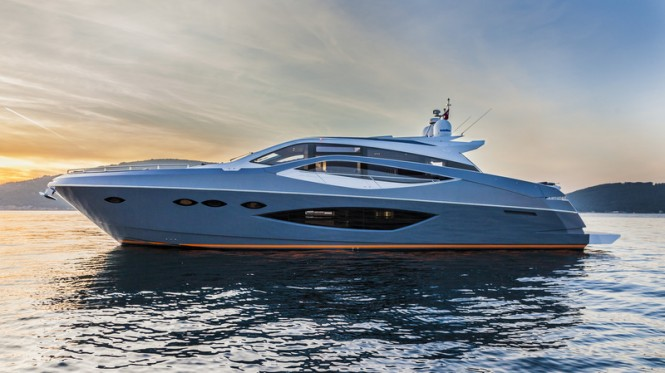 New Numarine 70HT luxury yacht Magneto
