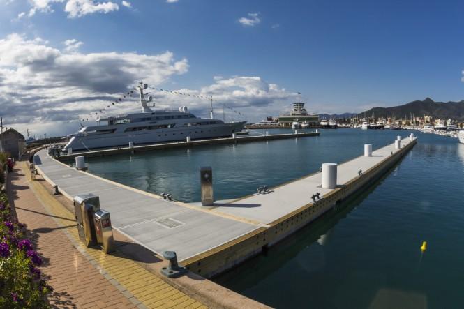 Marina Di Loano unveils new Superyacht Area